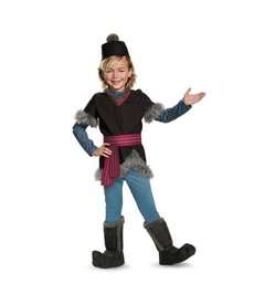 Disguise Costumes Boy's Deluxe Kristoff Costume