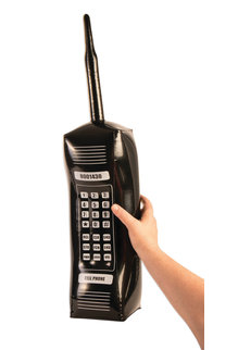 80's Inflatable Phone