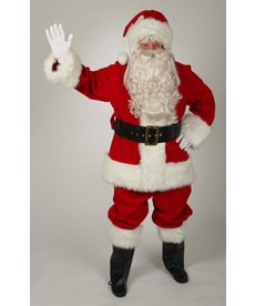Halco Holidays Regal Red Velvet Santa Suit