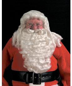 Halco Holidays Deluxe Professional Santa, Extra Full Wig & Beard