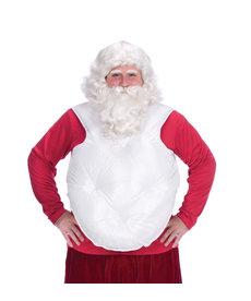 Halco Holidays Santa Suit Stuffer: White