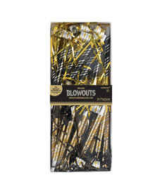 Deluxe Blowouts Multipack - Black, Gold, & Silver
