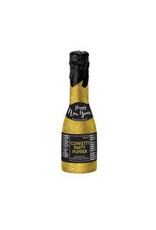 6'' Champagne Bottle Confetti Popper