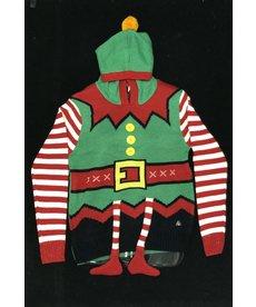 Men's Hoodie: Elf