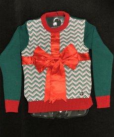 Women's Sweater: Bow