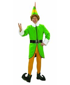 Rubies Costumes Grand Heritage: Adult Buddy The Elf Christmas Costume