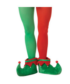 Christmas Elf Tights: O/S