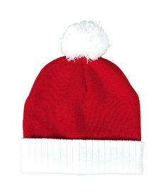 Santa Knit Ski Cap