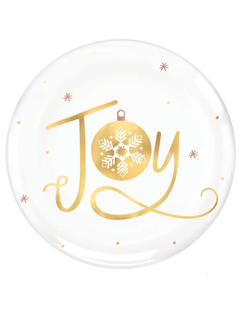 7'' Plates: Joy (4ct.)