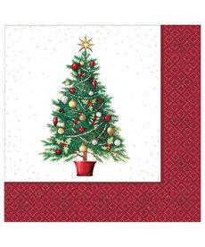 Luncheon Napkins: Oh Christmas Tree (125ct.)
