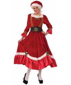 Adult Mrs. Claus Costume
