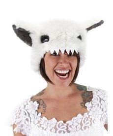 elope elope Yeti Plush Hat
