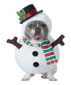 California Costumes Snowman Dog: Pet Costume