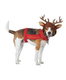 California Costumes Reindeer Dog: Pet Costume