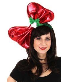 elope elope Giant Christmas Bow Headband