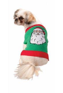 Pet Christmas Pet Santa Sweater