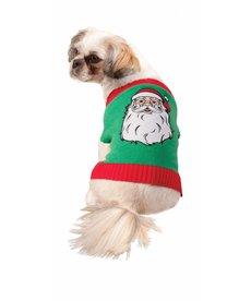 Pet Christmas Santa Sweater