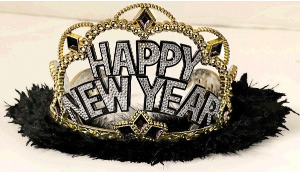 New Years Wearables, Hats & Accessories