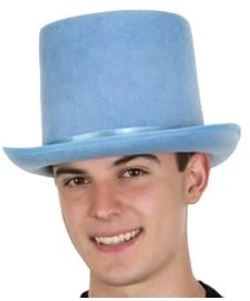 Top Hat w/ Satin Band