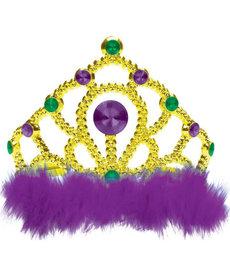 Amscan Mardi Gras Tiara