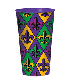 Amscan Fleur de Lis Cup