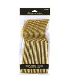 Forks - Gold (20ct.)