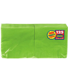 Luncheon Napkins - Kiwi Green (125ct.)