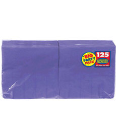 Luncheon Napkins - Purple (125ct.)