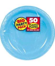 "7"" Plate - Caribbean Blue (50ct.)"