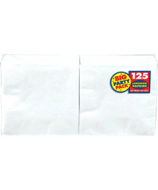 Luncheon Napkins - White (125ct.)