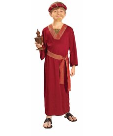 Child's Wise Man (Burgundy)