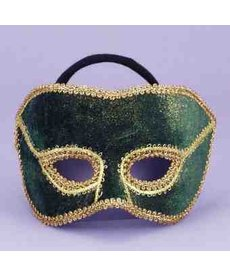 Carnival Style Half Mask