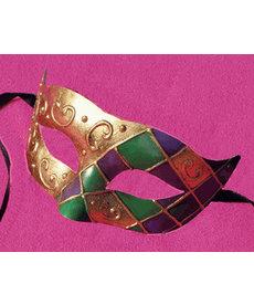 Italian Mardi Gras Mask