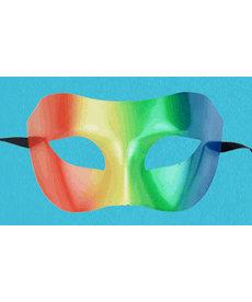 Rainbow Eye Mask