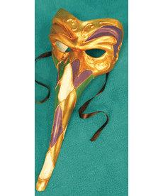 Stallion Mardi Gras Mask