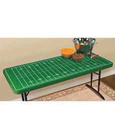 "Table Cover w/ Elastic Edges: Football Field (72""x36"")"