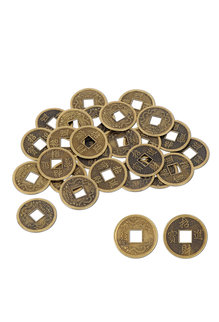 Authentic Chinese Good Luck Coins (25pk.)