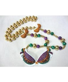 Specialty Beads: Decorated Bra