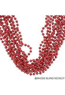 Bundle of Beads: Red (12ct.)