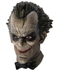 Rubies Costumes Adult Deluxe The Joker Latex Mask (Arkham City)