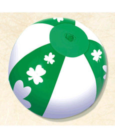 "7"" St. Patrick's Day Mini Parade Inflatable Ball"