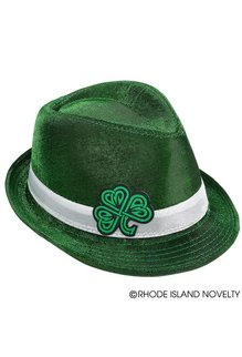 Celtic Shamrock Fedora