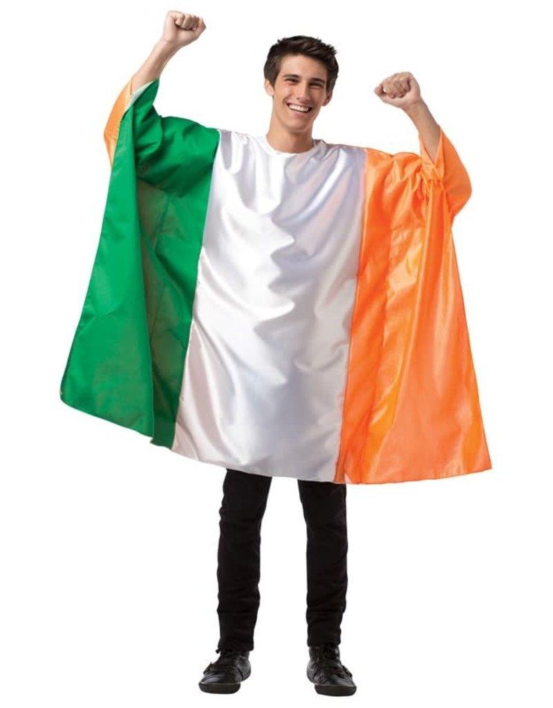 Adult Ireland Flag Costume