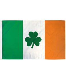 Ireland Clover Flag (3x5')