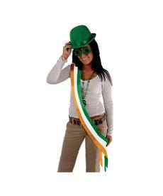 Irish Satin Sash