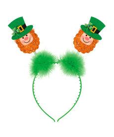 St. Patrick's Day Lucky Value Headbopper