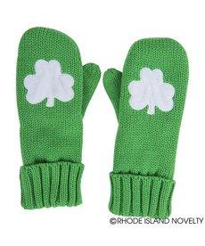 St. Patrick's Day Mitten