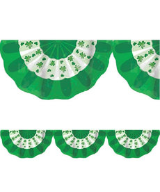 St. Patrick's Day Plastic Bunting Garland