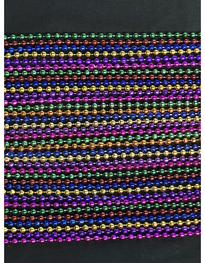 Case of Throw Beads: Assorted Colors