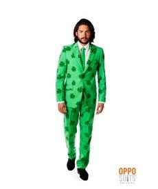 Patrick Full Suit & Tie